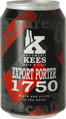 Photo of Kees Export Porter 1750