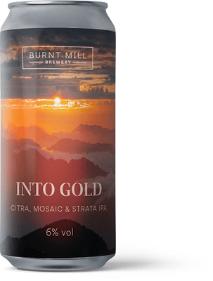 Photo of Burnt Mill - Into Gold