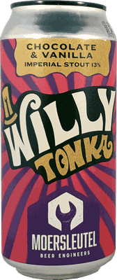 Photo of Willy Tonka - Chocolate & Vanille