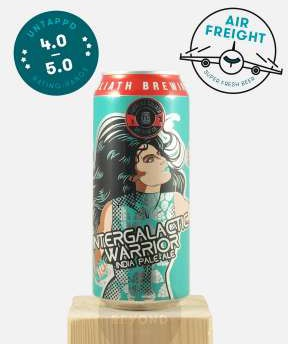 Photo of Toppling Goliath Intergalactic Warrior