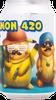 Lobik Dankemon 420 logo