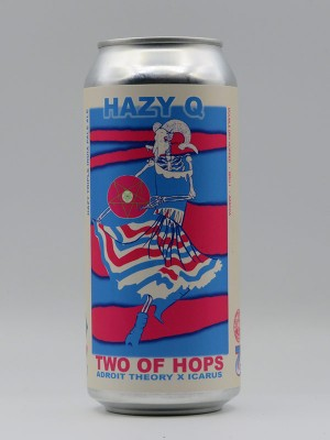 Photo of Hazy Q Two of Hops Ghost 979