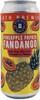 Pineapple Papaya Fandango (keep cold) Toppling Goliath Brewing Co. logo