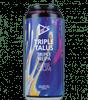 Funky Fluid Triple Talus logo
