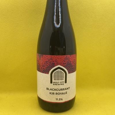 Photo of Vault City Blackcurrant Kir Royale