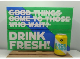 Photo of Brussels Beer Project Juice Junkie Box of 24 x  (23+1 FREE)