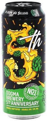 Photo of 5th Anniversary Beer #1 - Double Hoptopod