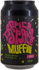 Mad Scientist Tropical Space Muffin logo