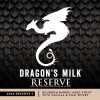 New Holland Dragon's Milk Reserve 2020 Bourbon Barrel Aged Stout logo