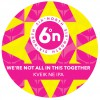 Six degrees North We're not all in this together Kveik NEIPA logo