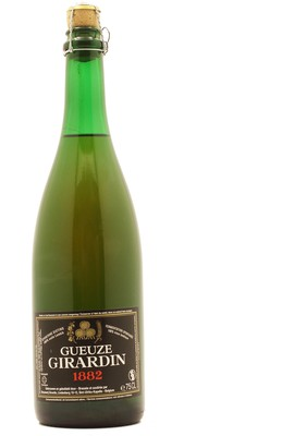 Photo of Gueuze Black Label 750 ml