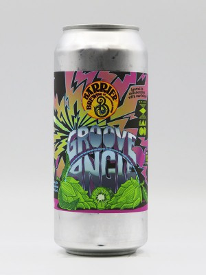 Photo of Groove Angle collaboration Grimm Artisanal Ales (bbf 1-11-2020)