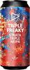 Triple Freaky - Funky Fluid logo