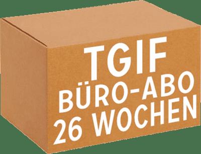 Photo of TGIF Büro-Abo 26 Wochen