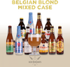 Belgian Blond Mixed Case (10 BEERS & A FREE GLASS) logo