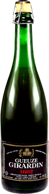 Photo of Girardin Gueuze (fondgueuze) - (max. 6 bottles per customer)