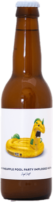 Photo of Zuyd My Pineapple Pool Party Imploded NEIPA
