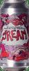 Burley Oak Strawberry, Raspberry, Marshmallow, Vanilla Whipped Icing JREAM logo