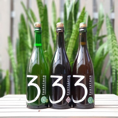 Photo of Pack: Zenne y Frontera No.92 / Oude Geuze / Armand & Gaston