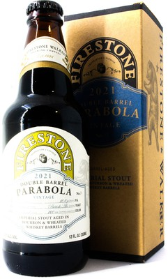 Photo of Double Barrel Parabola Vintage No. 01