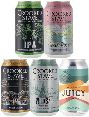 Photo of Crooked Stave Can Bundle