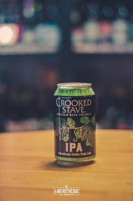 Photo of IPA Crooked Stave