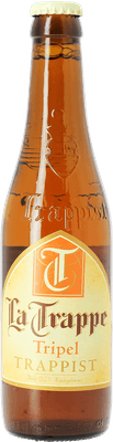Photo of La Trappe Tripel Authentic Trappist beer