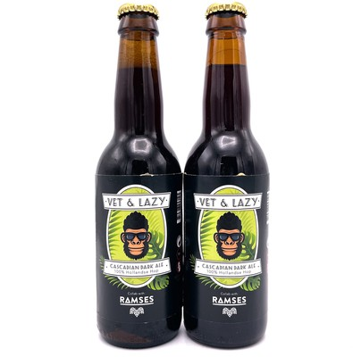 Photo of Vet & Lazy - Cascadian Dark Ale