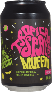 Photo of Tropical Space Muffin