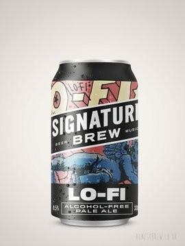 Photo of Lo-Fi Alcohol-Free Pale Ale