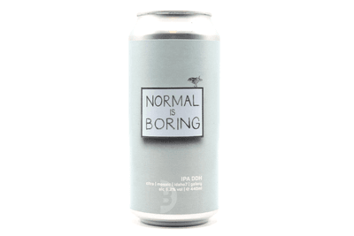 Photo of NORMAL IS BORING | pommes & disco series 1/6