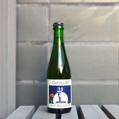 Photo of Gueuze 100% Lambic Bio 2019/2020