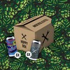 Hoppy box 3 different IPAs total 12 beers logo