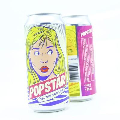 Photo of Mad Scientist x Ninka Project Popstar Gluten Free IPA