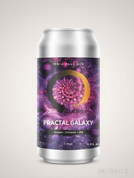 Photo of Fractal Galaxy IPA