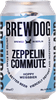 BrewDog Zeppelin Commute logo