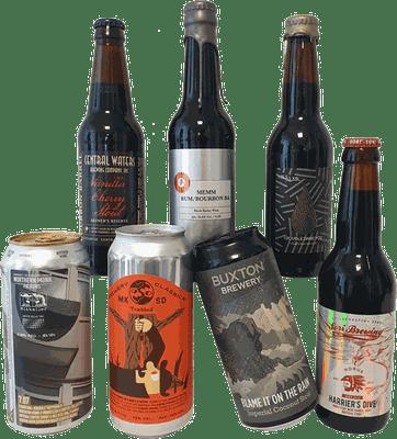 Photo of Memm Rum/Bourbon BA (Silver Series) Pakket