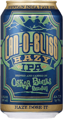 Photo of Can-o-Bliss Hazy