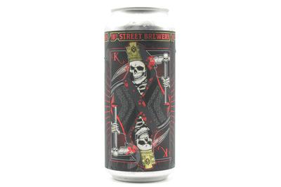 King Reaper - 18th Street Brewery @ Beerdome | Beerizer