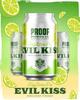 Proof Evil Kiss Key Lime Pie CROWLER logo