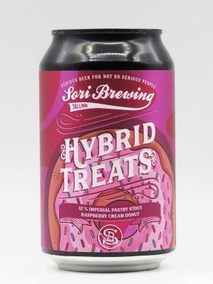 Photo of Hybrid Treats Vol.4 Raspberry Donut