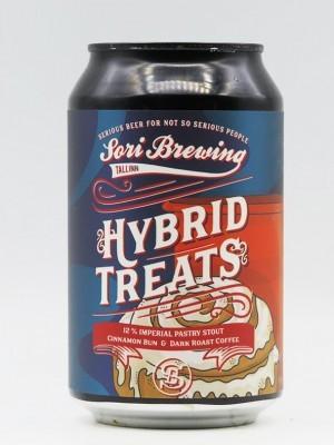 Photo of Hybrid Treats Vol.1 Cinnamon Bun & Coffee