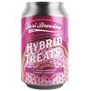 Hybrid Treats Vol.4: Raspberry Cream Donut - Sori Brewing logo