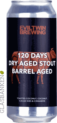 Photo of Rum BA 120 Day Dry-Aged Stout – Coconut Version