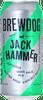 BrewDog Jack Hammer logo