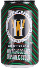 Photo of The White Hag White Sow Mint Choc Chip