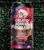 Funky Fluid Gelato: Berries & Cream logo