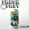Fresh 'n Fast Mr Green Triple IPA logo