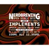 Implements Imperial Chocolate Truffle Stout - Salted Almond Edition logo