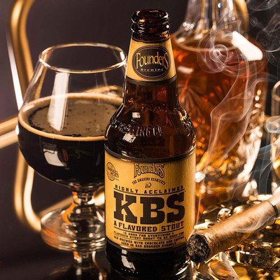 Photo of Founders Kentucky Breakfast Stout (KBS) Imperial Stout